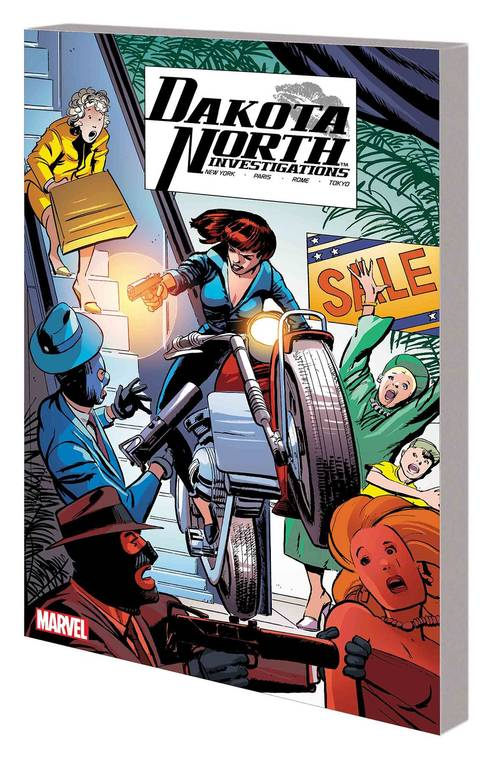 Marvel comics dakota north tpb design for dying 20180302