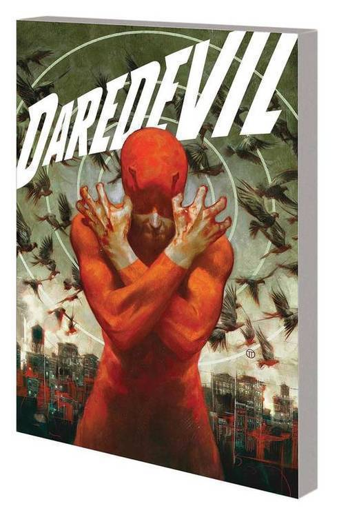 Marvel comics daredevil by chip zdarsky tpb volume 01 to know fear 20190424
