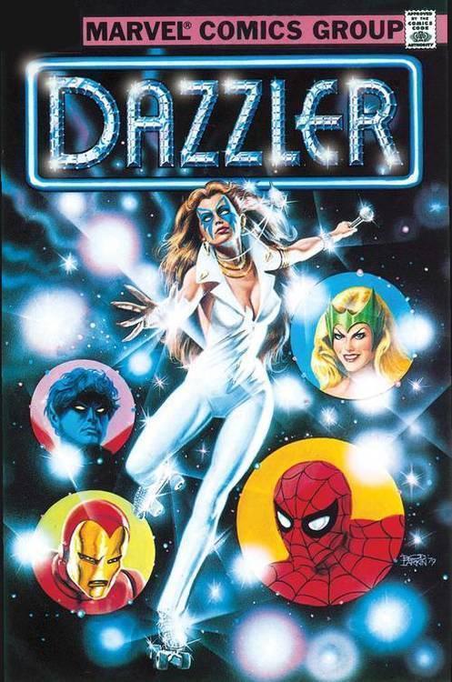 Marvel comics dazzler facsimile edition 20181130