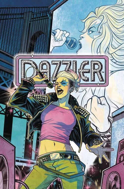 Marvel comics dazzler x song 20180329
