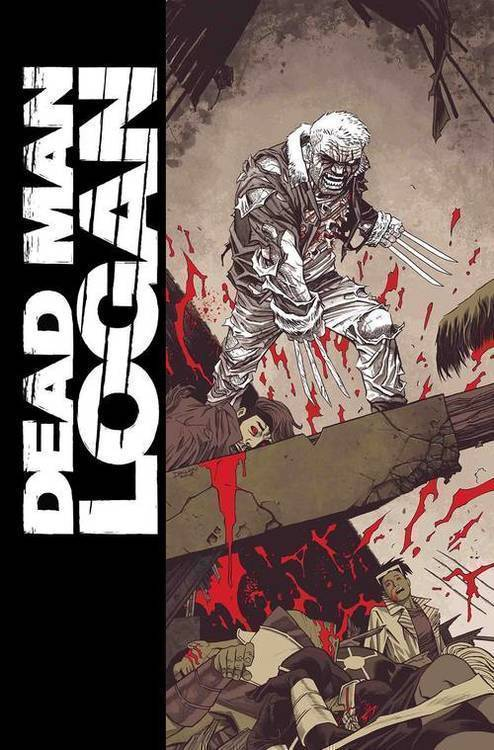 Marvel comics dead man logan 20180830