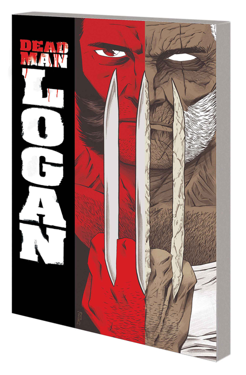 Dead Man Logan Complete Collection TPB