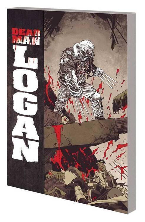 Dead Man Logan TPB Volume 01