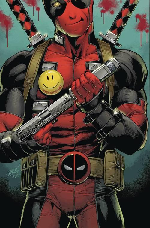 Marvel comics deadpool assassin 20180329