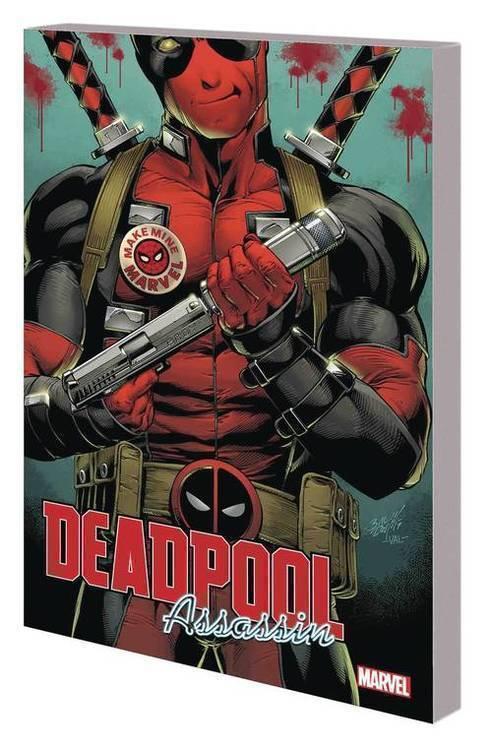 Marvel comics deadpool assassin tpb 20180701