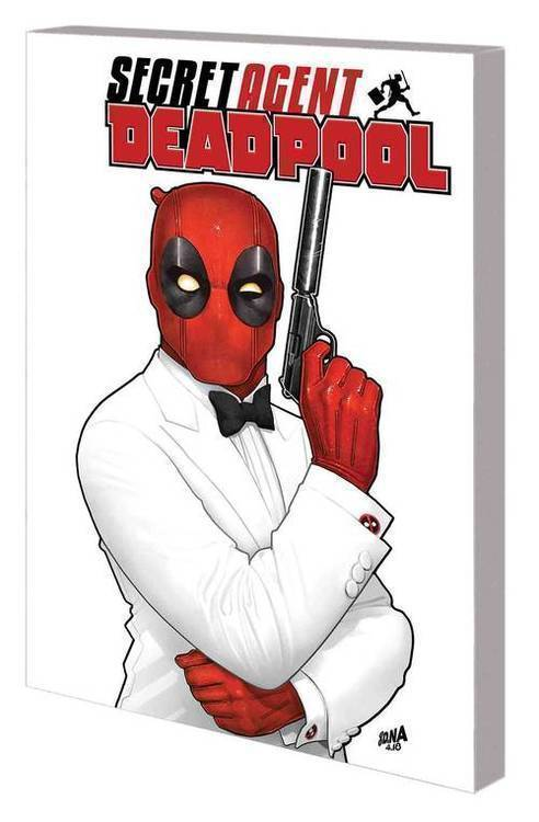 Marvel comics deadpool mpgn tpb secret agent deadpool 20181025
