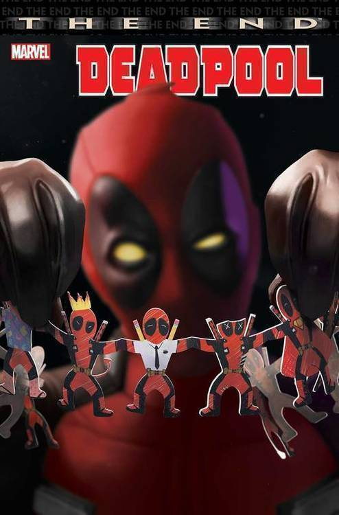 Marvel comics deadpool the end 1 20191031