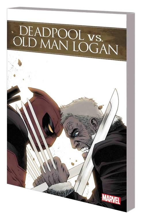 Marvel comics deadpool vs old man logan tpb 20171231