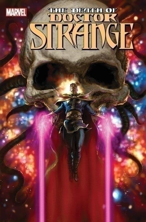 Marvel comics death of doctor strange 20210630