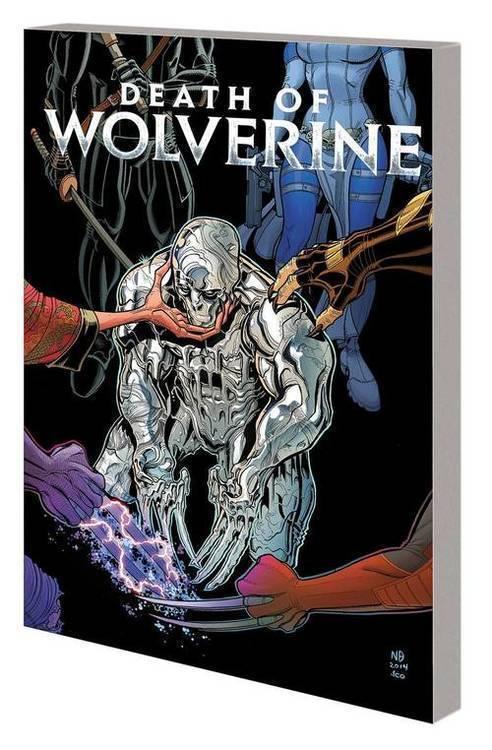 Marvel comics death of wolverine companion tpb 20181130
