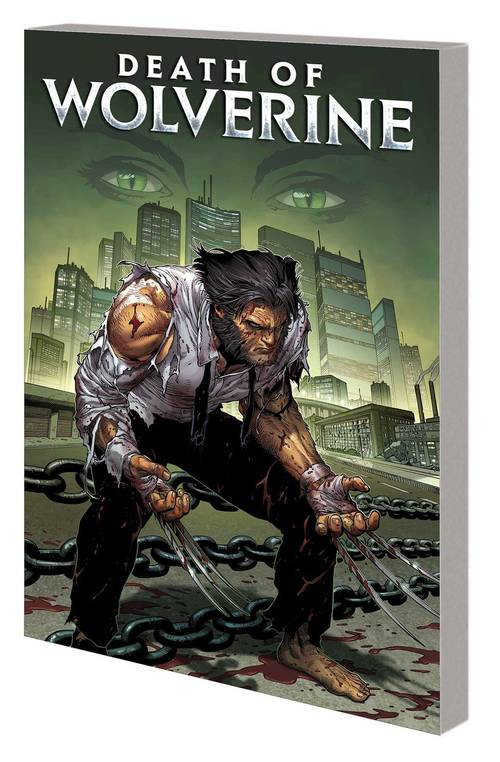Marvel comics death of wolverine complete collection tpb 20180203