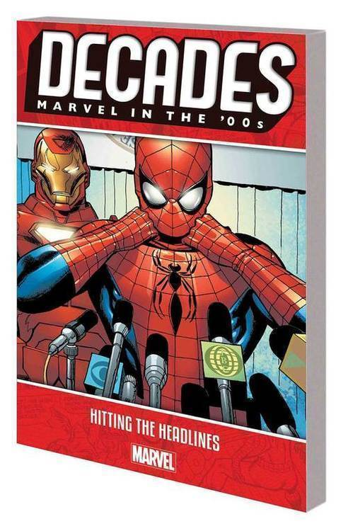 Decades Marvel In 00s TPB Hitting Headlines