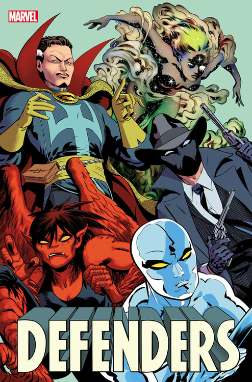 Marvel comics defenders 20210526