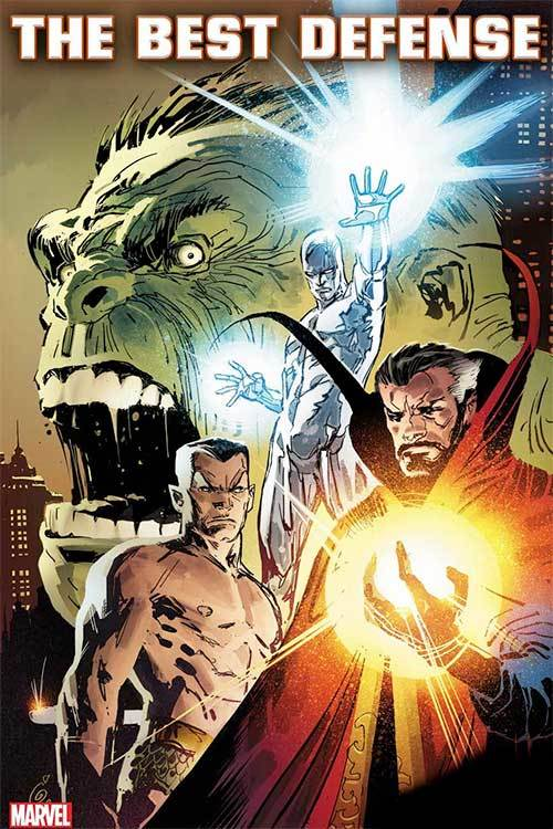 Marvel comics defenders best defense 20180928