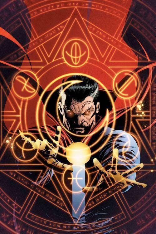 Marvel comics defenders doctor strange 20180928