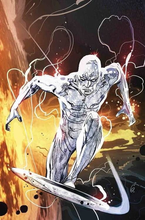 Marvel comics defenders silver surfer 20180928