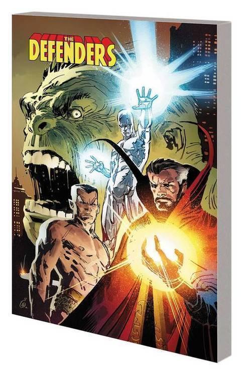 Marvel comics defenders tpb best defense 20181130