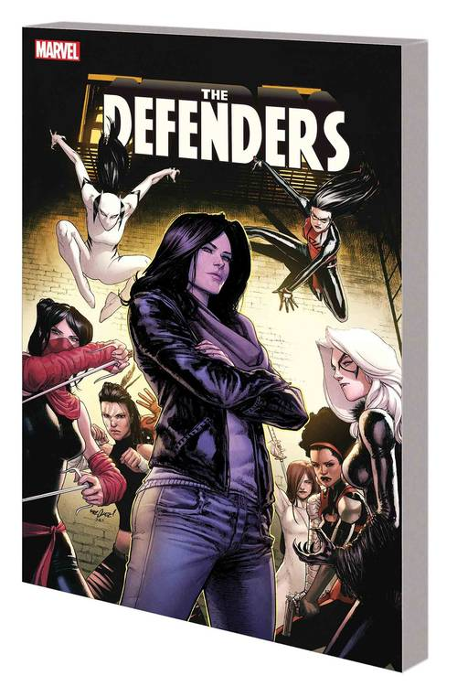 Marvel comics defenders tpb vol 02 kingpins of new york 20180302