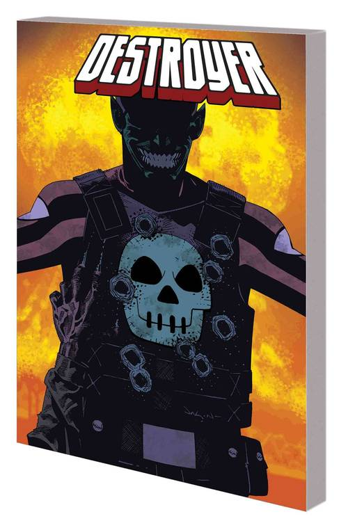Marvel comics destroyer by robert kirkman tpb 20180430