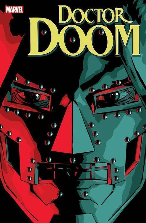 Marvel comics doctor doom 20190730