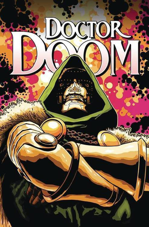 Doctor Doom TPB Volume 01 Pottersville