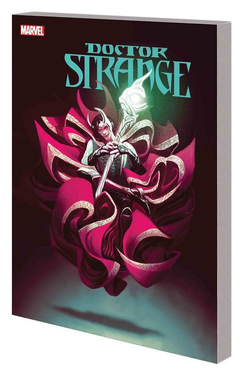 Marvel comics doctor strange by donny cates tpb god of magic 20180302
