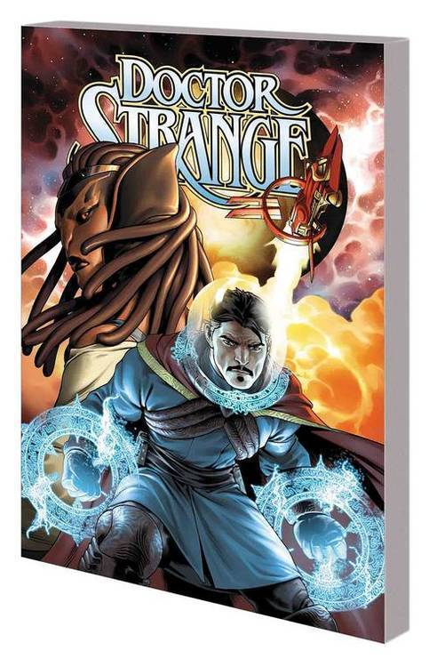 Marvel comics doctor strange by mark waid tpb vol 01 across the universe 20180830