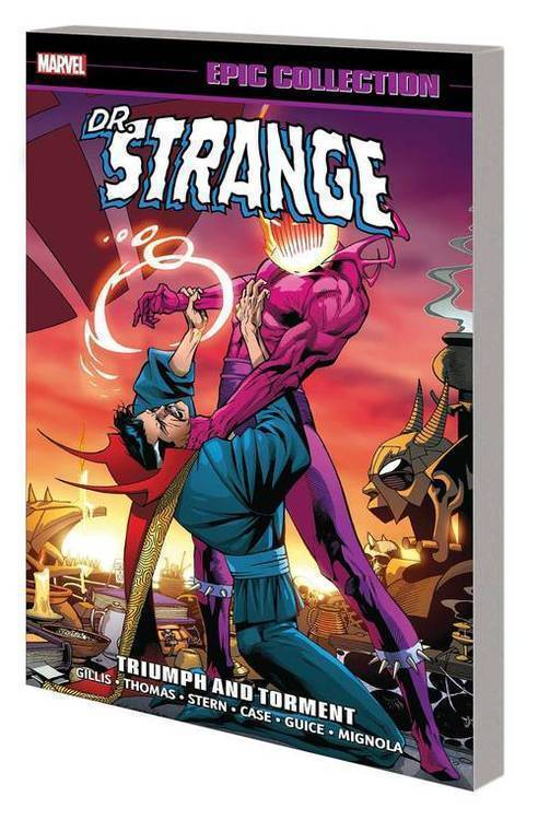 Doctor Strange Epic Collection TPB Triumph And Torment