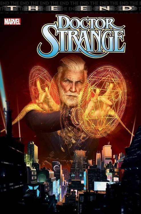 Marvel comics doctor strange the end 1 20191031