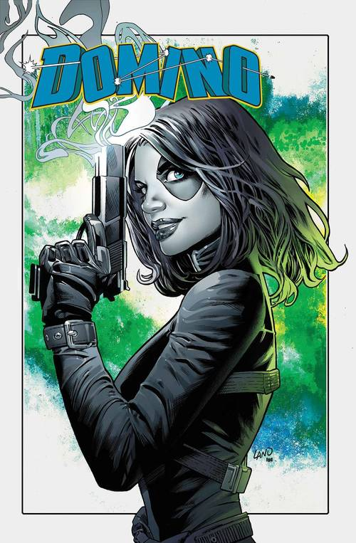 Marvel comics domino 20180203