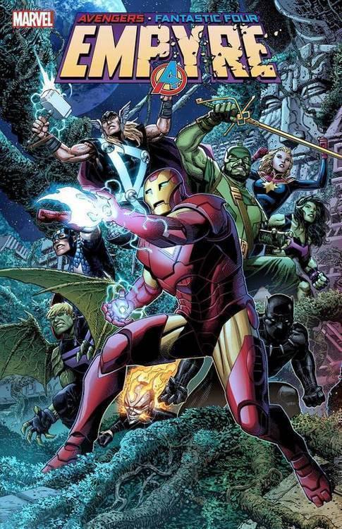 Marvel comics empyre avengers 0 20200128