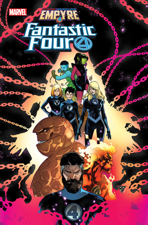 Empyre Fallout Fantastic Four #1