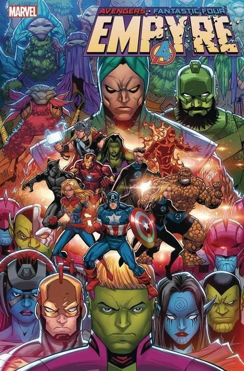 Marvel comics empyre handbook 1 20200128