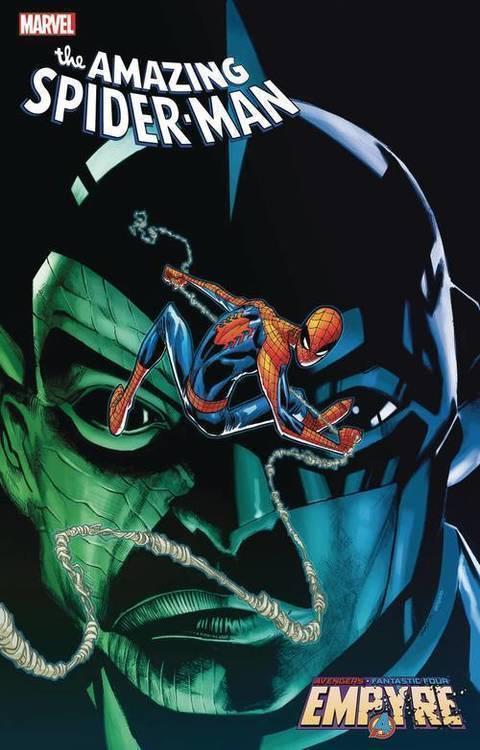 Marvel comics empyre spider man 20200128