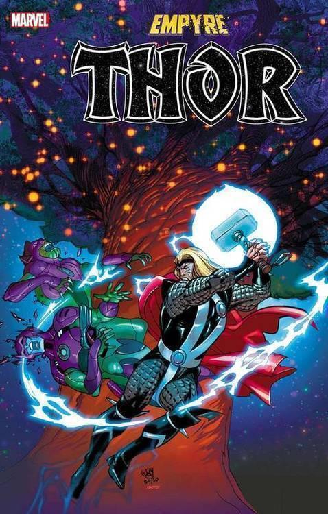 Marvel comics empyre thor 20200225