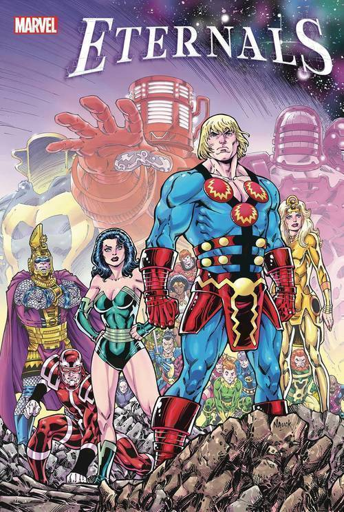 Eternals Secrets From Marvel Universe #1
