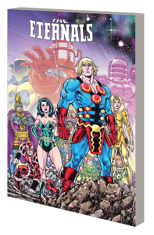 Eternals TPB Cosmic Origins