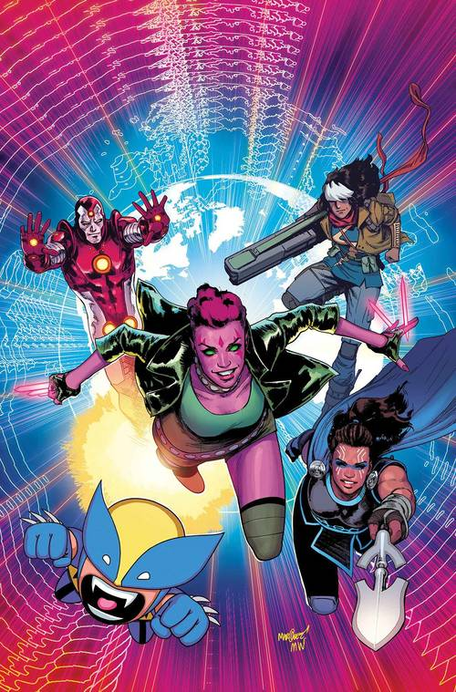 Marvel comics exiles 20180203