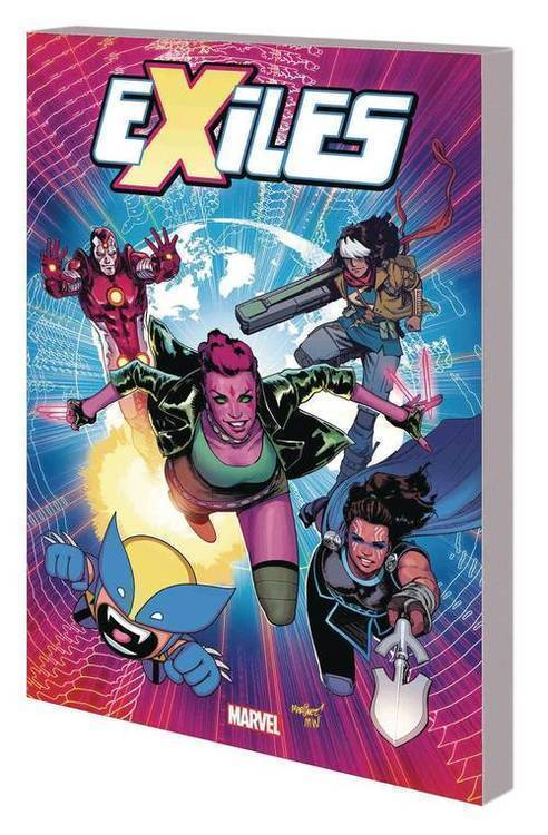 Marvel comics exiles tpb vol 01 20180701