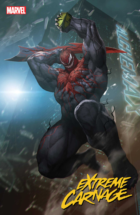 Marvel comics extreme carnage riot 1 20210526