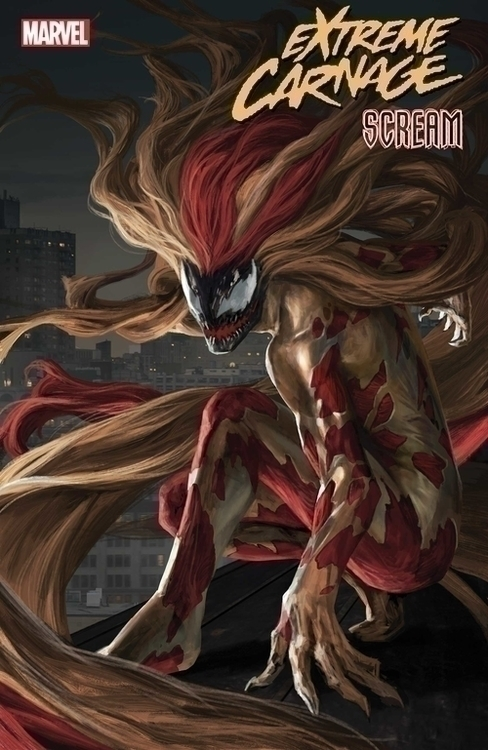Marvel comics extreme carnage scream 1 20210502