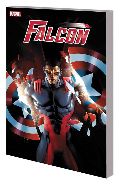Marvel comics falcon tpb vol 01 take flight 20171231