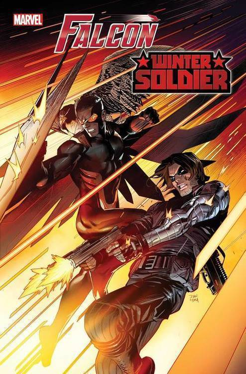Marvel comics falcon winter soldier 20191127