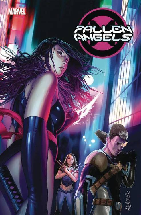 Marvel comics fallen angels 20190828