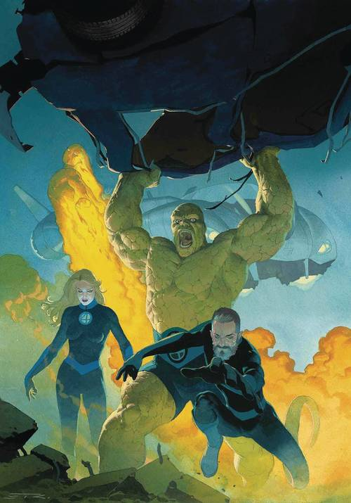 Marvel comics fantastic four 20180530