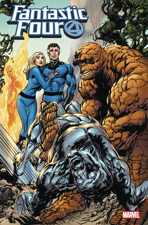 Marvel comics fantastic four antithesis 1 of 4 20200528