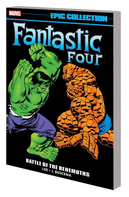 Fantastic Four Epic Collection TPB Battle Behemoths
