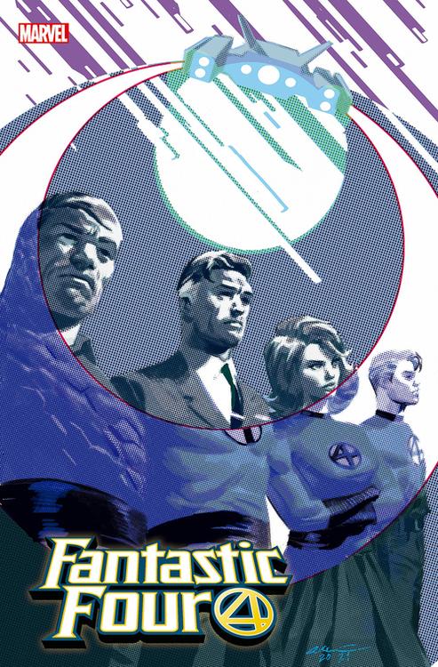 Marvel comics fantastic four life story 20210224