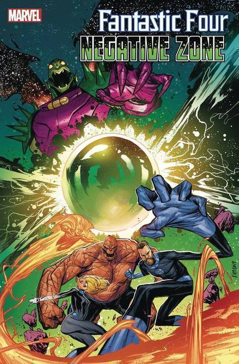 Fantastic Four Negative Zone