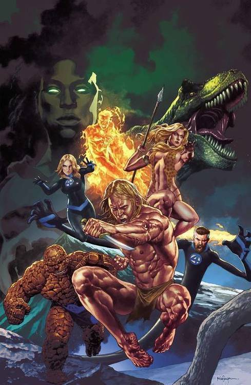 Fantastic Four Prodigal Sun